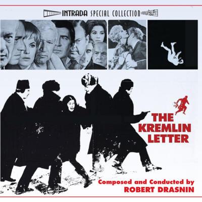 Cover art for The Kremlin Letter