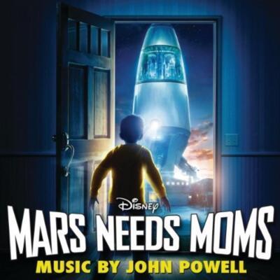 Cover art for Mars Needs Moms