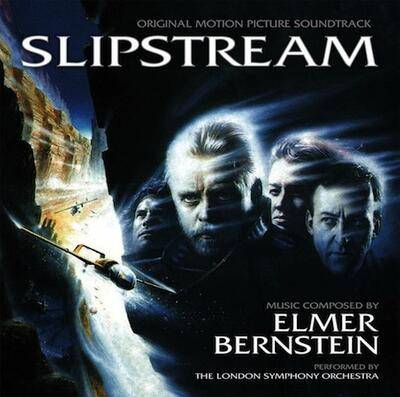 Cover art for Slipstream