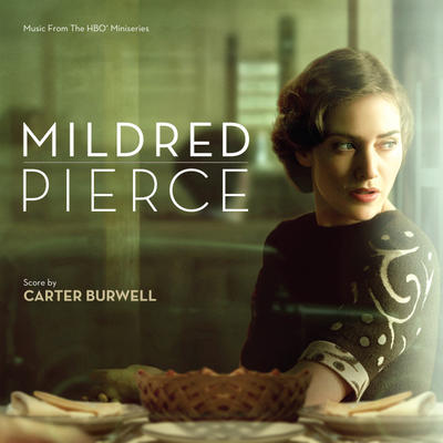 Cover art for Mildred Pierce