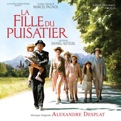 Cover art for La fille du puisatier