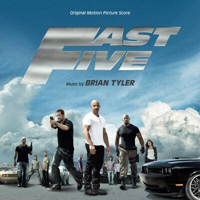 Cover art for Fast Five
