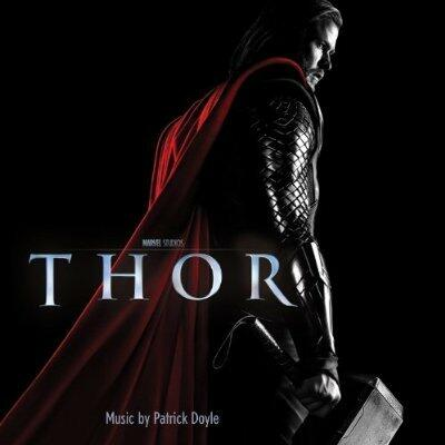 Cover art for Thor
