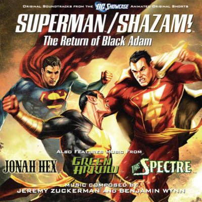 Cover art for DC Showcase