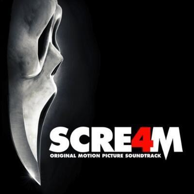 Cover art for Scream 4