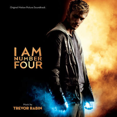 Cover art for I Am Number Four