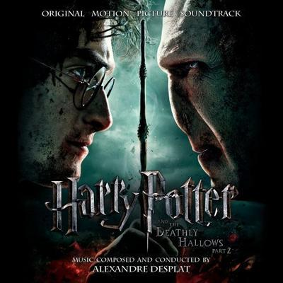 Cover art for Harry Potter and the Deathly Hallows: Part 2