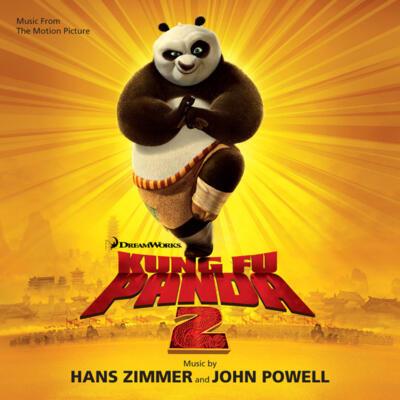 Cover art for Kung Fu Panda 2