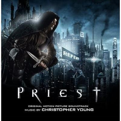Cover art for Priest