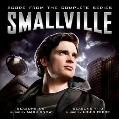 Cover art for Smallville