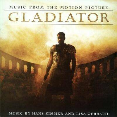 Cover art for Gladiator (Music From The Motion Picture)