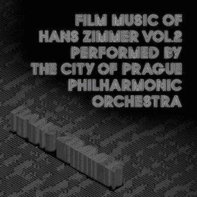 Cover art for Film Music of Hans Zimmer (Volume 2)