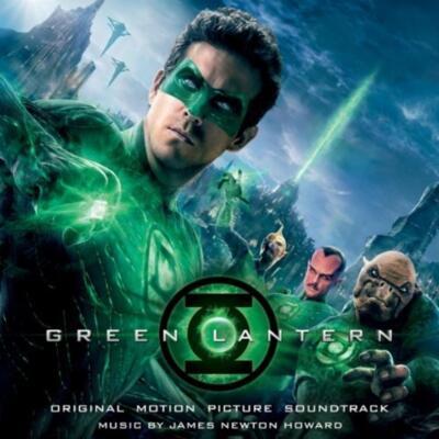 Cover art for Green Lantern