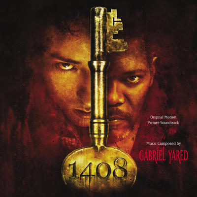 Cover art for 1408 (Original Motion Picture Soundtrack)