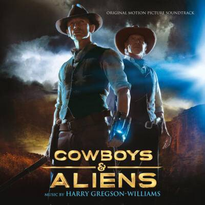 Cover art for Cowboys & Aliens