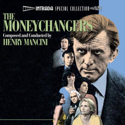 Cover art for Arthur Hailey's the Moneychangers
