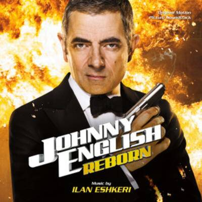 Cover art for Johnny English Reborn