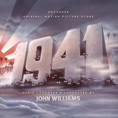 Cover art for 1941 (Expanded Original Motion Picture Score)
