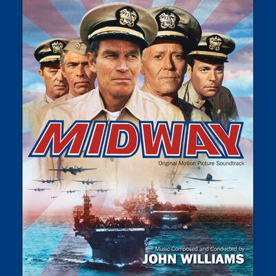 Cover art for Midway