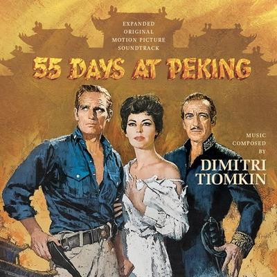 Cover art for 55 Days at Peking