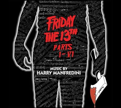Cover art for Friday the 13th: Parts I - VI