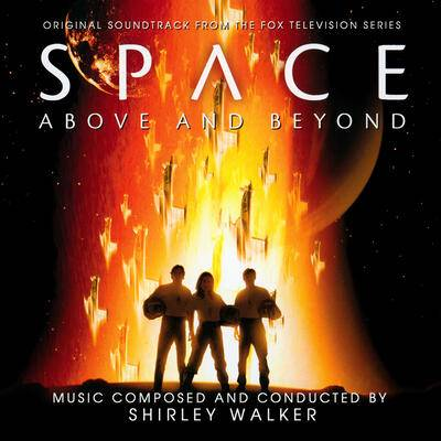 Cover art for Space: Above and Beyond