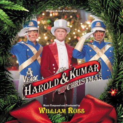 Cover art for A Very Harold & Kumar 3D Christmas