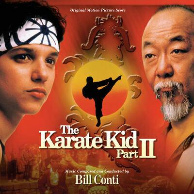 Cover art for The Karate Kid - Part 2