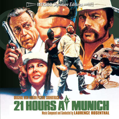 Cover art for 21 Hours at Munich (Original MGM Motion Picture Soundtrack)