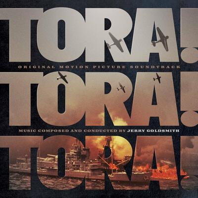 Cover art for Tora! Tora! Tora!