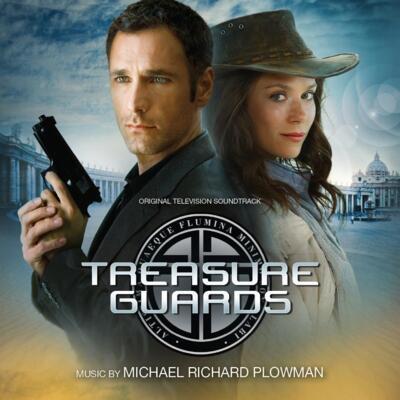 Cover art for Treasure Guards