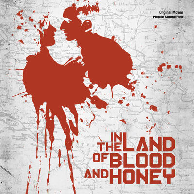 Cover art for In the Land of Blood and Honey