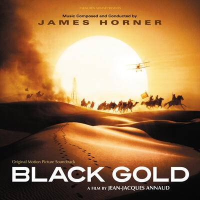 Cover art for Black Gold