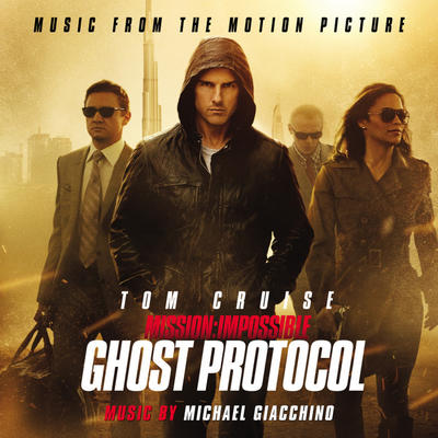 Cover art for Mission: Impossible - Ghost Protocol