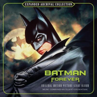 Cover art for Batman Forever