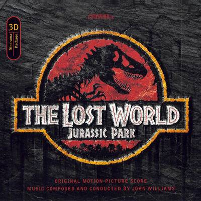 Cover art for The Lost World: Jurassic Park