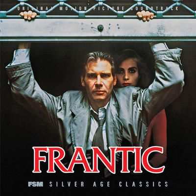 Cover art for Frantic