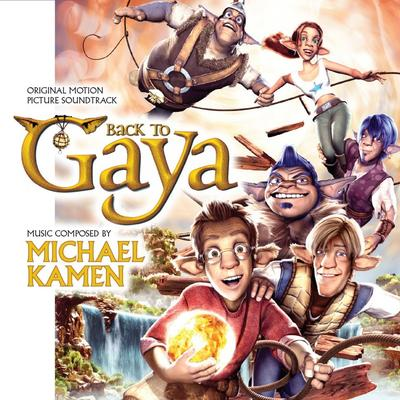 Cover art for Back to Gaya