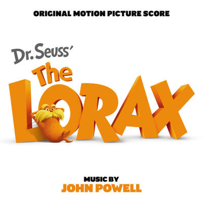 Cover art for Dr. Seuss' The Lorax