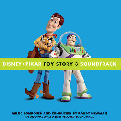 Cover art for Toy Story 3