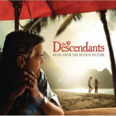 Cover art for The Descendants