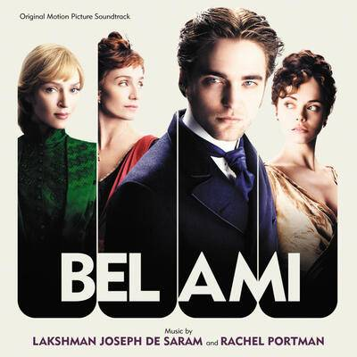 Cover art for Bel Ami