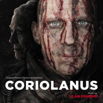 Cover art for Coriolanus
