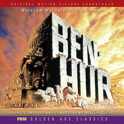 Cover art for Ben-Hur (Original Motion Picture Soundtrack)