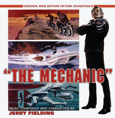 Cover art for The Mechanic