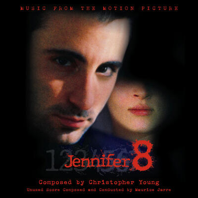 Cover art for Jennifer Eight
