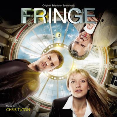 Cover art for Fringe (Staffel 3)