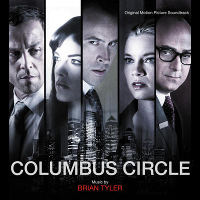 Cover art for Columbus Circle