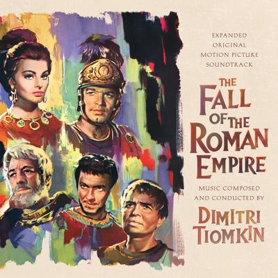 Cover art for The Fall of the Roman Empire