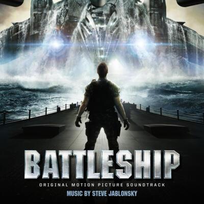 Cover art for Battleship (Original Motion Picture Soundtrack)